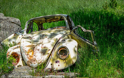 Abandoned Vehicle